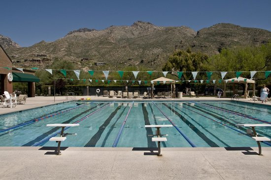Lodge at Ventana Canyon: Jr. Olympic Pool