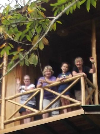 Tree Houses Hotel Costa Rica:                   we loved the treehouse!