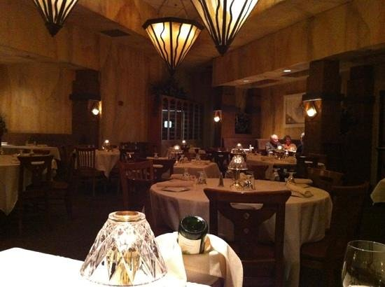 BlueWater Resort and Casino: Willow Steakhouse