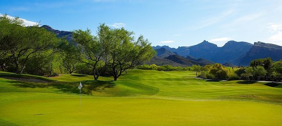 Lodge at Ventana Canyon: Golf Course- Canyon #7