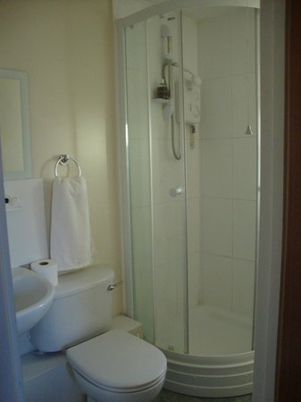 The Potters Arms: Our ensuite
