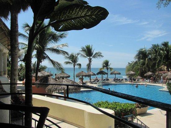 Grand Palladium Vallarta Resort & Spa:                   one of many pools