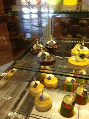 William Dean Chocolates:                   Artisan Pastries