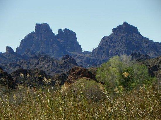 Yuma River Day Tours:                   Picacho Peak