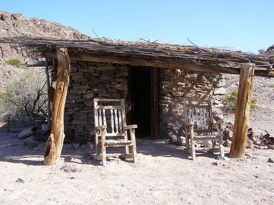 Yuma River Day Tours:                   Miner's Cabin