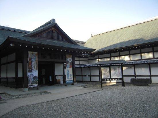 Hikone Castle Museum: 外観