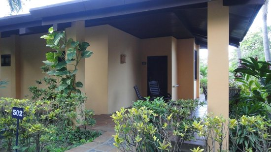 Barcelo Montelimar Beach:                                                       Bungalow 502