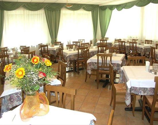 Hotel Villa Clara: Sala colazioni