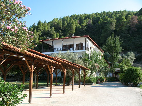 Nikos & Panagiota Studios & Apartments