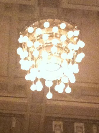 Schermerhorn Symphony Center: Love the Lights