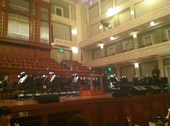 Schermerhorn Symphony Center: Beautiful