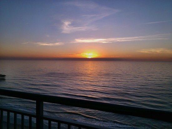 أوشنز ون ريزورت: sunrise