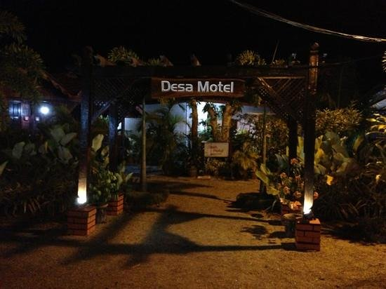 Desa Motel:                   welcome