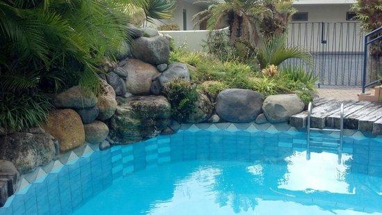 Breakers Motel :                   pool area