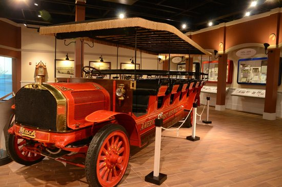 Mack Trucks Historical Museum