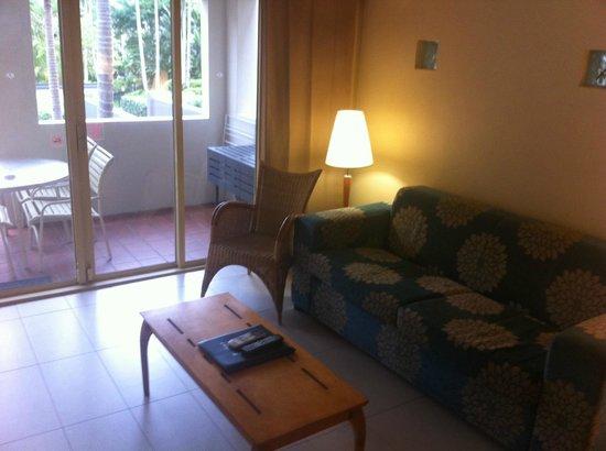 Mantra French Quarter Resort : Lounge
