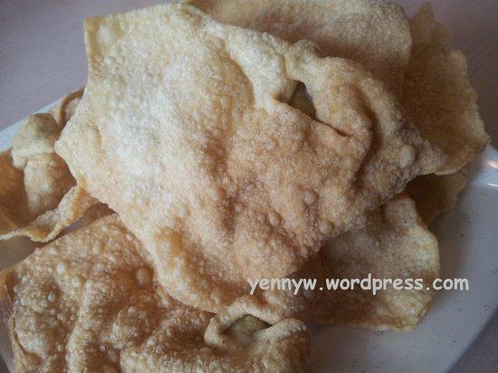 Bakmi GM : fried dumplings