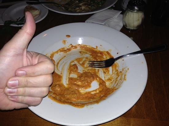 Remezzo Italian Bistro: tortellini rocked
