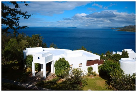 Bellarocca Island Resort and Spa:                                     one of the villas