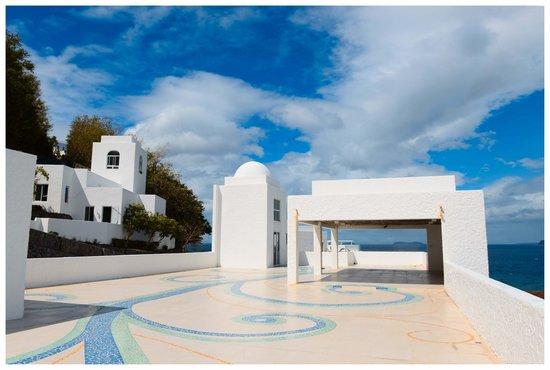 Bellarocca Island Resort and Spa:                                     function area