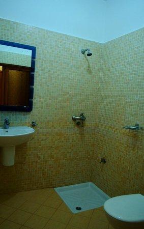 Hotel Nobel:                   バスルーム