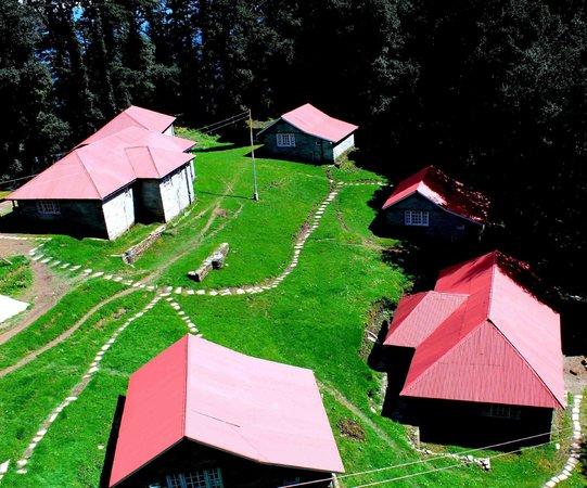 Agyaat Vaas- The Himalayan Retreat: in summer season