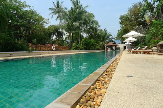 Renaissance Koh Samui Resort & Spa:                   A quite pool