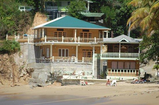 Naturalist Beach Resort:                   New addition to the naturalist
