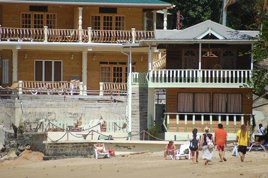 Naturalist Beach Resort:                   The Naturalist