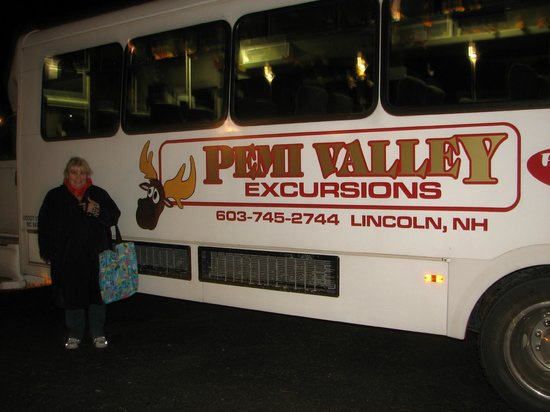 A fun time with Pemi Valley Moose Tours, Lincoln, NH