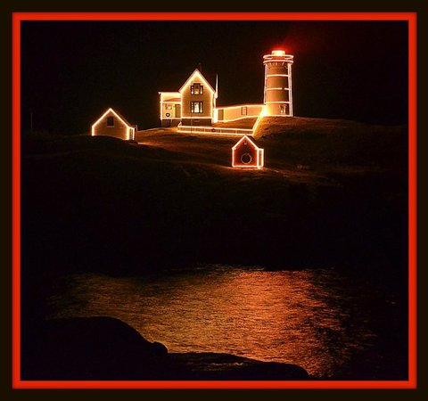 Cape Neddick Nubble Lighthouse 사진