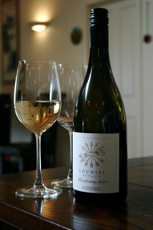 Lochiel Estate: Chardonnay Our feature wine