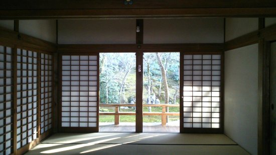 Komyozen-ji Temple:                   苔寺です。