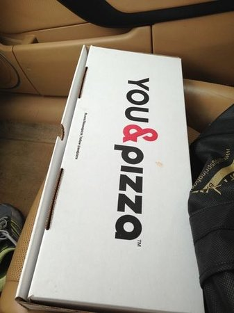 &pizza : to go