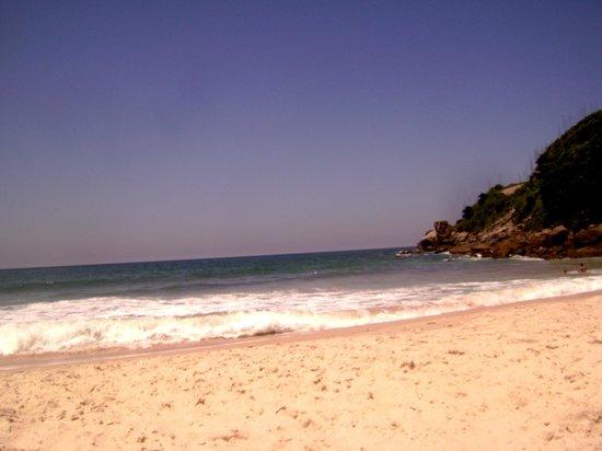Prainha Beach:                   Linda Prainha-Rio