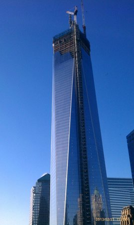 Millenium Hilton: Freedom Tower Feb 21 2013 Rm 3510