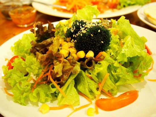 Spawn Salad
