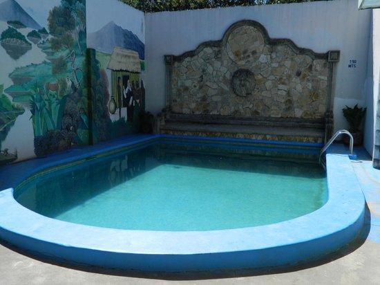 Hotel Cocibolca:                   pool
