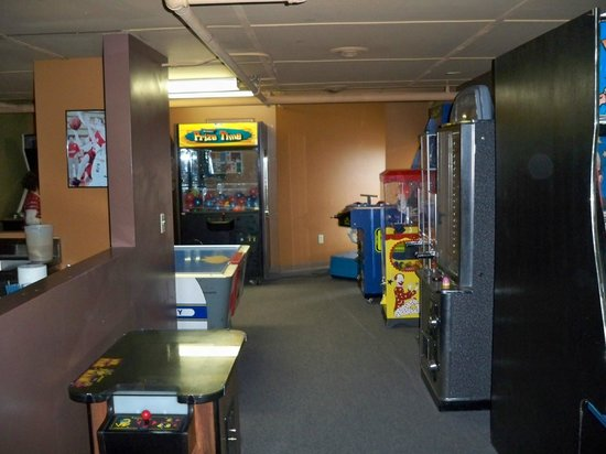 Arcade Game Room Picture Of Steve 39 S Pizza Austin