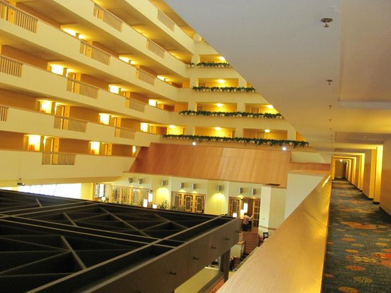 Renaissance Denver Stapleton Hotel:                   Beautiful View from inside