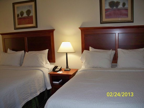 TownePlace Suites by Marriott Baltimore BWI Airport: Comfy Beds