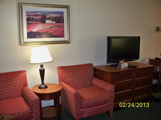 TownePlace Suites Baltimore BWI Airport: Nice sized studio