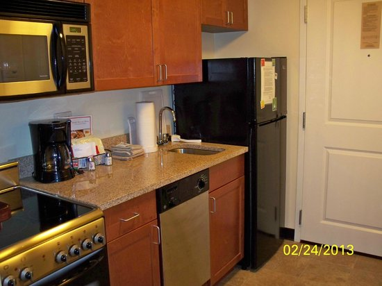 TownePlace Suites Baltimore BWI Airport: Nice amenities