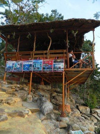 Phuphaya Seaview Resort:                   restaurant/bar