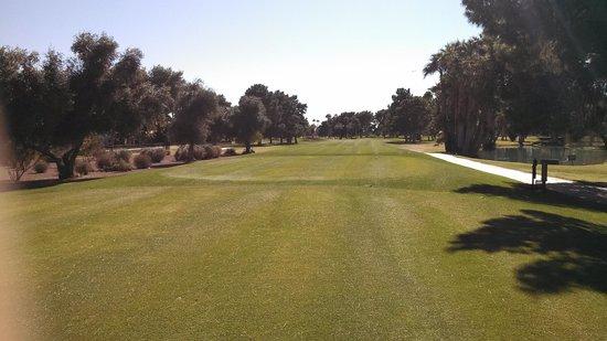 Wigwam Golf Resort:                                     Hole 10