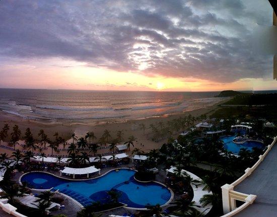 Hotel Riu Emerald Bay: La vista de todas las habitaciones