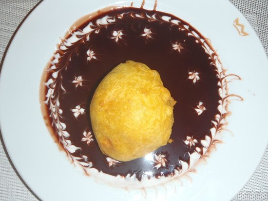 ‪‪Hotel Riu Tequila‬:                                     deep fried ice cream