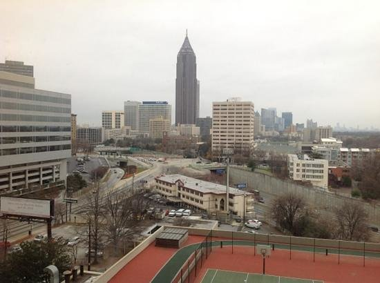 Hilton Atlanta: The View
