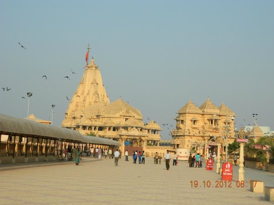 New Temple of Somnath