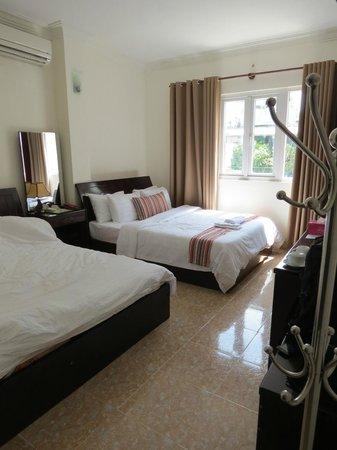 Meraki Hotel: Inside